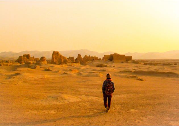 4000年の歴史を歩く