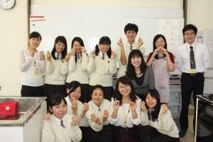 ブログ掲載④ 国際高校(餃子)